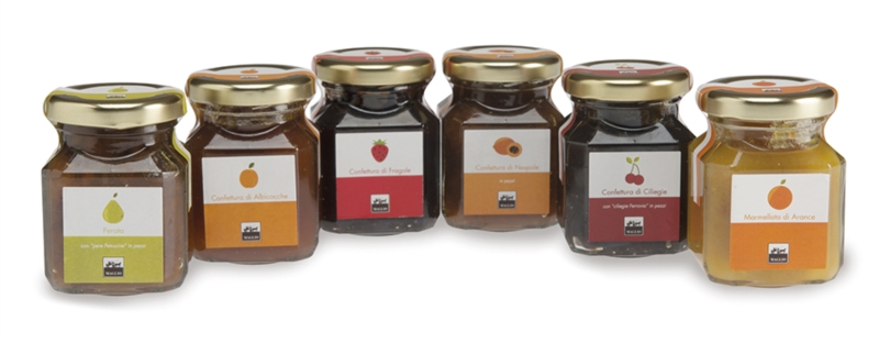 MAGLIO'S JAM AND MARMELADE - SMALL POT 100g