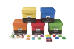 MAGLIO CUBES - ALL COLOURS OF CHOCOLATE []