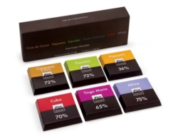BOX SINGLE ORIGIN BARS []